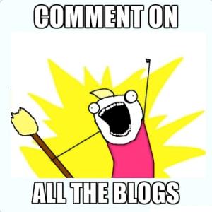 Blog Comment Meme